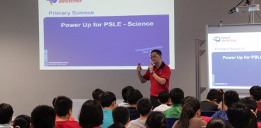 PSLE Power Up Science Boot Camp Primary Six Students Exam