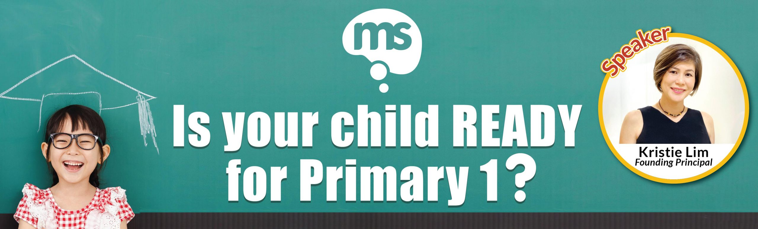 Preparing your Child for Primary 1