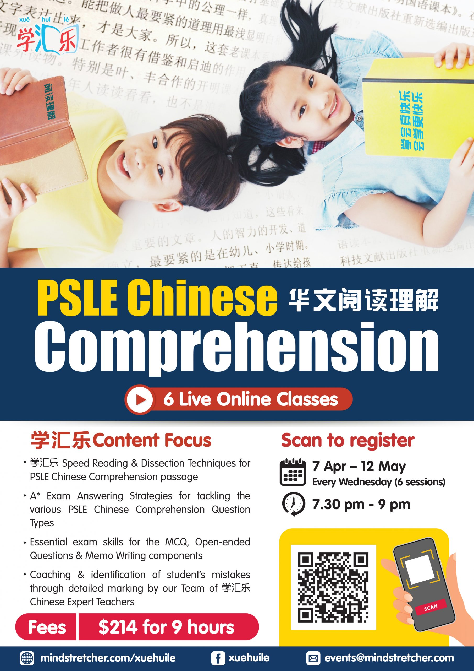 PSLE Chinese Comprehension